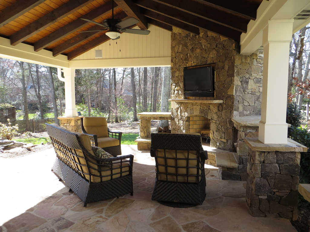 Outdoor Living in South Park