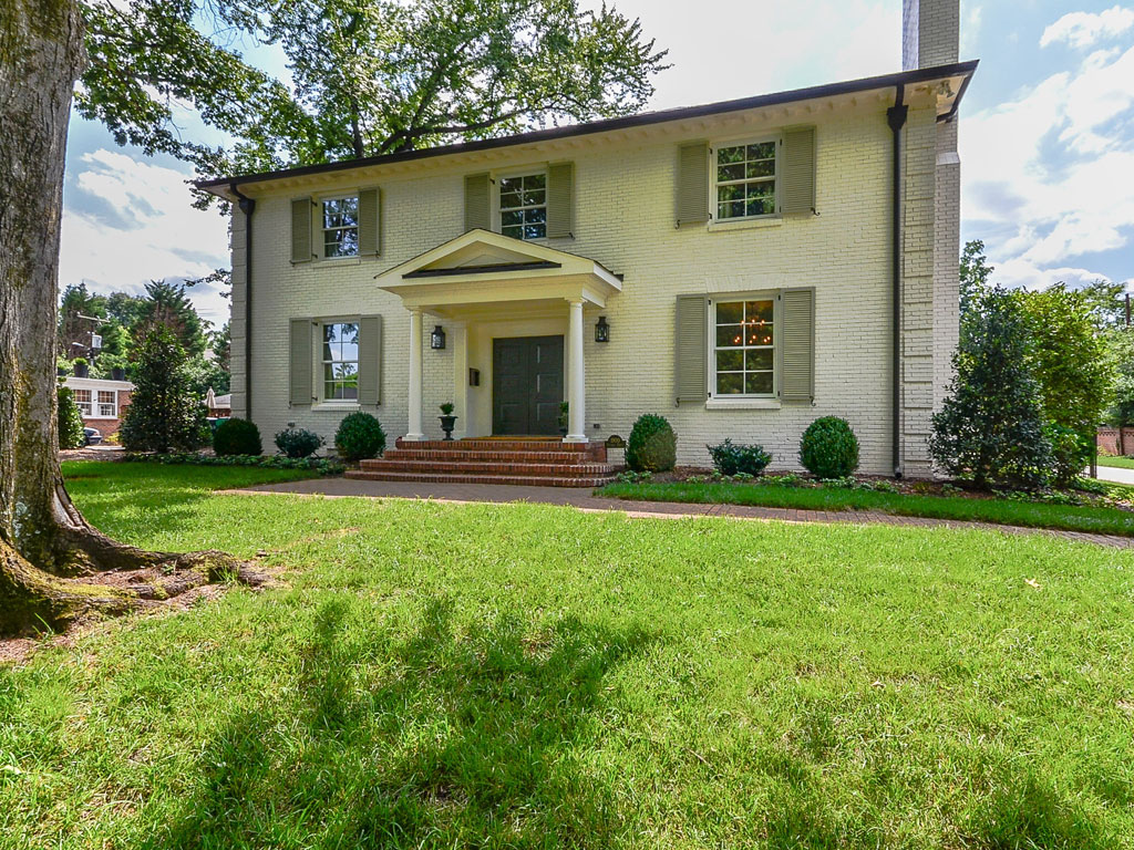 Spin on Traditional in Myers Park