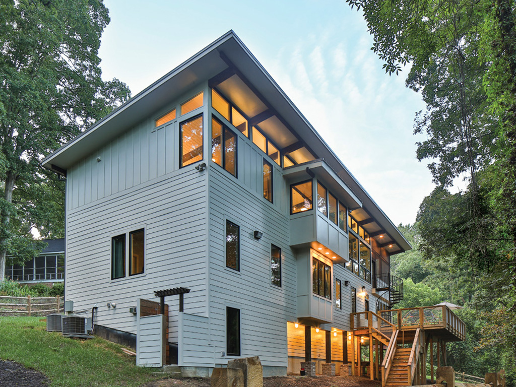 Mountain Modern in Myers Park
